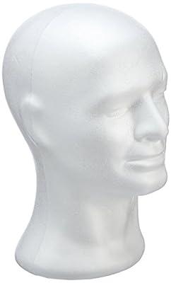 RAYHER Styropor-Kopf männlich Ständer