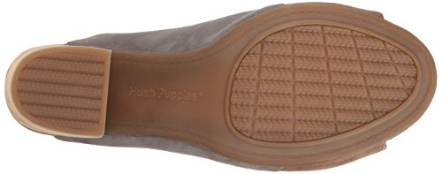 Hush Puppies Sayer Malia, Talons Ouverts Femme Multicolore (Taupe Multi)