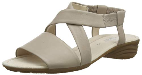 Gabor Shoes Damen Casual Riemchensandalen, Mehrfarbig (Antikrosa 20), 40 EU