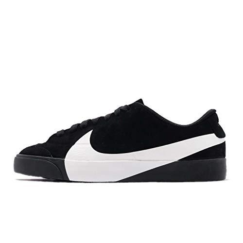 Nike Damen W Blazer City Low Lx Fitnessschuhe Schwarz White/Black 001, 38.5 EU -