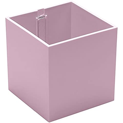 KalaMitica Cubo, Maceta Magnética, Ø 9 cm, Rosa