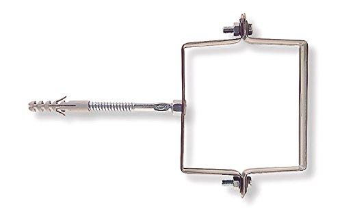 Collari per tubi 'FISCHER' F. COLLARI X PLUV. Q. SCP 100 PZ 50