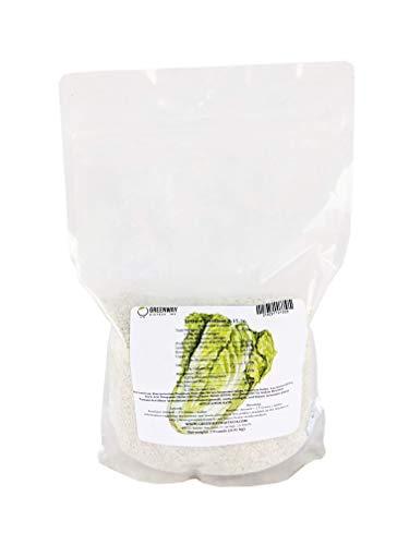 Greenway Biotech Salatdünger, 100{b0ca93f4b82d300e44a46a92b3c41300e4459ec42eb01e1e8e86d06b76adf9dd} wasserlöslich, inkl. Spurenmineralen, 2 Pfund Marke: