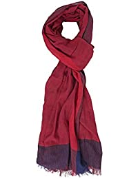 856932dd116 Gotby - Echarpe - Homme Rouge rouge Taille Unique
