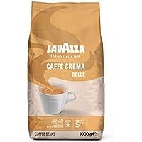 Lavazza Kaffeebohnen - Caffè Crema Dolce - 1er Pack (1 x 1 kg)