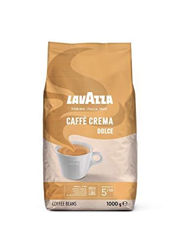 Lavazza Kaffeebohnen, Caffè Crema Dolce, 1er Pack (1 x 1 kg)