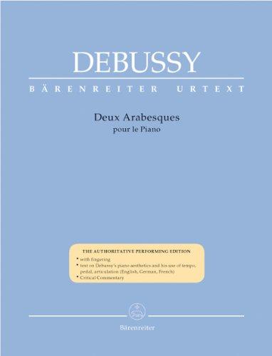 Arabesques (2) - Urtext --- Piano