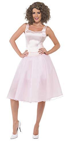 (Smiffys, Damen Dirty Dancing Baby Kostüm, Kleid und Perücke, Größe: S, 26390)