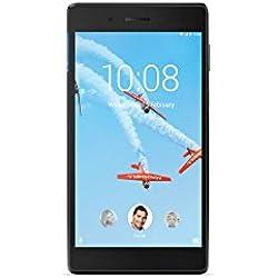 Lenovo Tab7 Essential 17,7 cm (7.0 Zoll WSVGA IPS Touch) Tablet-PC (Mediatek MT8167D, 1 GB RAM, 8 GB eMMC, Wi-Fi, Android 7.1.1) schwarz