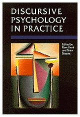 Discursive Psychology in Practice (Rethinking Psychology)