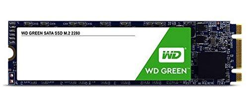WD WDS240G2G0B Green 240 GB Unità allo Stato Solido SSD Interna SATA M.2 2280 [Versione 2018]