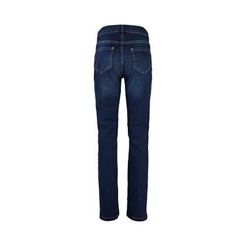 2HEARTS Umstands-Jeans We Love Basics/Umstandsmode Damen/Schwangerschaftshose/gerades Bein/dunkelblau -