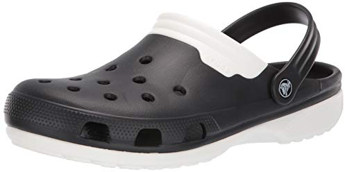 crocs Unisex Duet Black Clogs and Mules