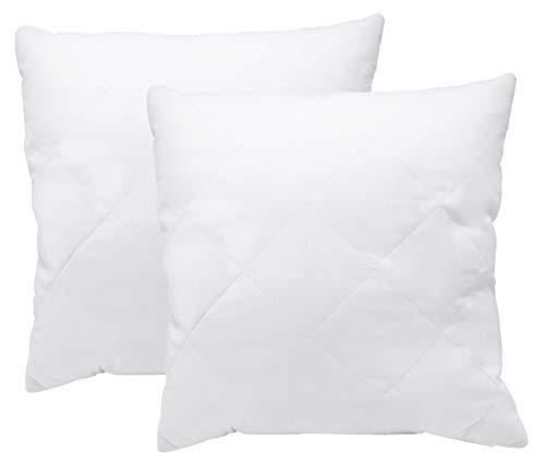 Zollner set di 2 cuscini da arredo, 50x50 cm, disponibile in tante misure
