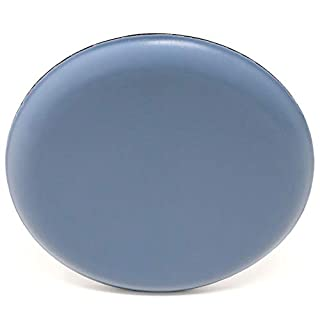 PTFE glides | Ø 2,76'' (Ø 70 mm) | grey-blue | round | Premium quality self-adhesive furniture sliders by Adsamm®