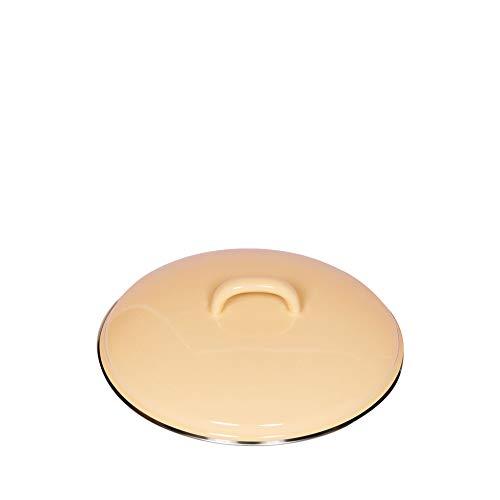 Cacerola con borde cromado Riess 0276-006 Classic-Household Items 12 cm color rosa