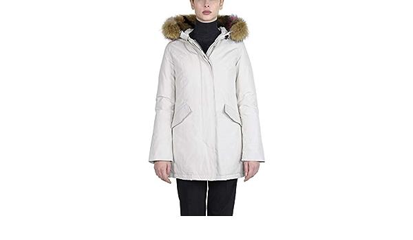 Canadian Parka Donna Fundy Bay Lux 46 Amazon It Abbigliamento