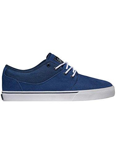 Globe Mahalo, Sneakers Basses mixte adulte BLUE DARK BLUE