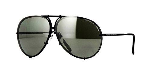 Porsche design p 'p8478 d-occhiali da sole con 8478, colore: nero opaco
