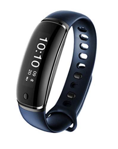 Qpw Fitness-Tracker, Farbe Bildschirm intelligente Aktivität Tracker, IP67 wasserdicht Schrittzähler, Herzfrequenzmesser, kompatibel mit Android, ios