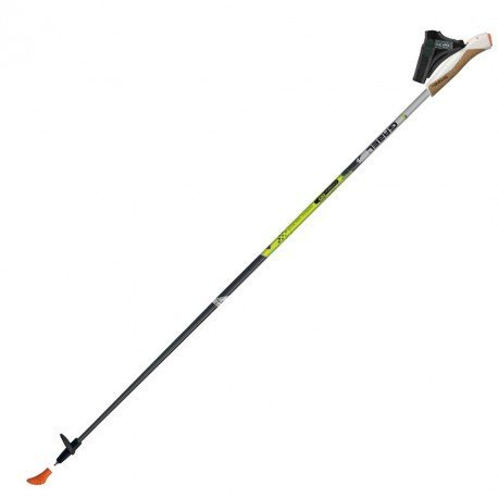 Gabel X-5 Carbon Nordic Walking Stöcke 85-120 cm