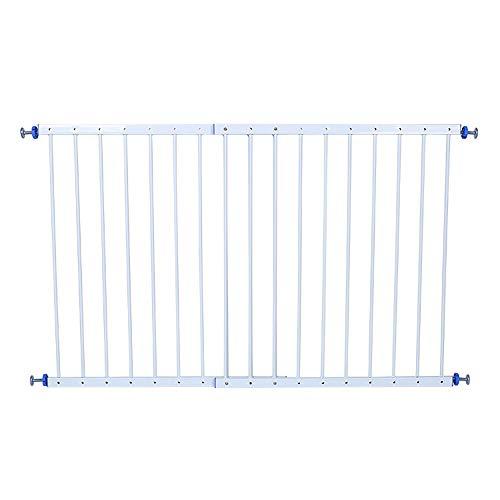 Barrières MAHZONG Fenêtre Barre de clôture pour Animaux de Compagnie pour Animaux de Compagnie Cadre de Balcon 78-380cm (Taille : 87-145cm)