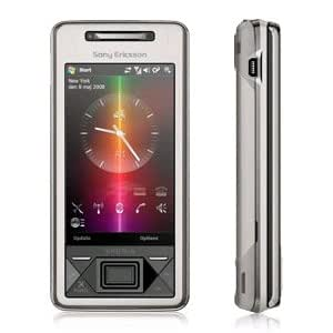 Sony Ericsson Xperia X1 Steel Silver Unlocked Sim Free Mobile Phone