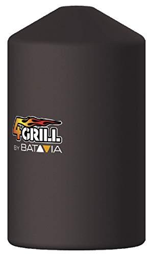 Batavia 4Grill Cover Abdeckung, Schwarz, 56,8x56,8x91,6 cm