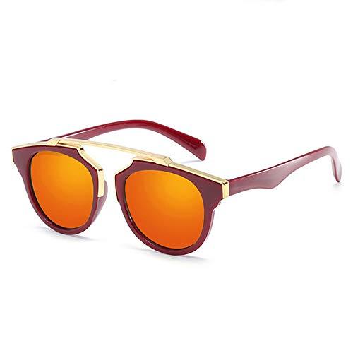 Wang-RX Metallrahmen kinder sonnenbrille mädchen jungen brillen baby kinder sonnenbrille uv400 outdoor uv schutz 8 farben