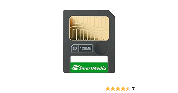 Olympus 128mb Card Smartmedia Kamera