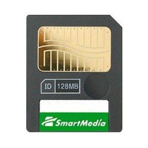 128mb Smartmedia Speicherkarte (Olympus 128MB Card SmartMedia)