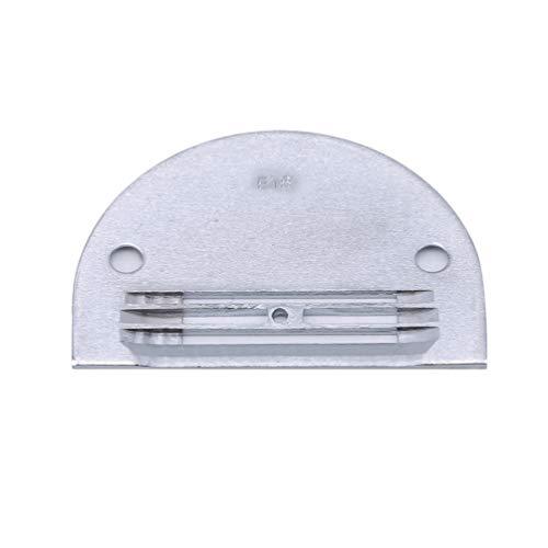 LWANFEI E-Typ Nadelplatte-Nähmaschine Ersatzteile Zubehör Näh-Nadelplatte für industrielle und computergesteuerte Nähmaschine, E-förmige Nadelplatte 18