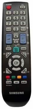 Samsung BN59-00942A remote control - remote controls (press buttons, IR Wireless, Black, Audio, Home cinema system, TV, 3V, Samsung)