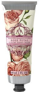 Aromas Artisanales de Antigua Floral Rose Petal Hand Cream 60 ml by Somerset distribution