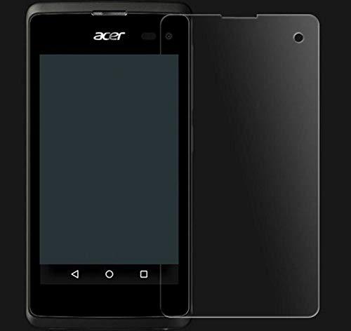 TIPIGRA Tempered Glass Protector passend für Acer Liquid Z530 Sekuritglas Schutz Folie H9