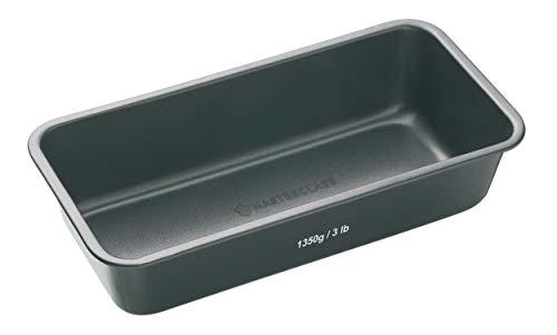 Kitchen Craft Master Class - Molde para bizcochos o pan (superficie antiadherente, 28 cm x 13 cm)