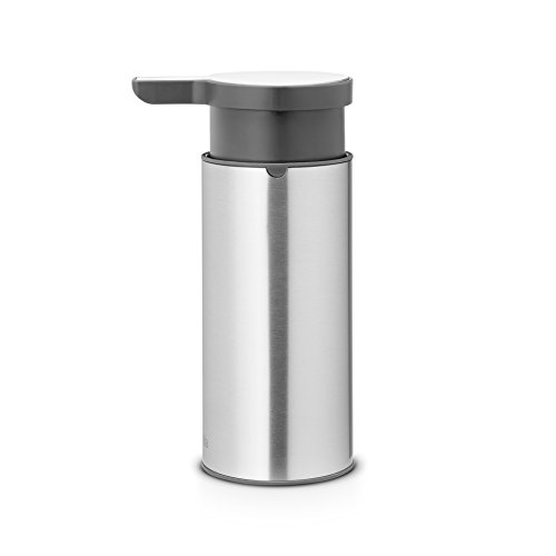 Brabantia Soap Dispenser - Matt Steel