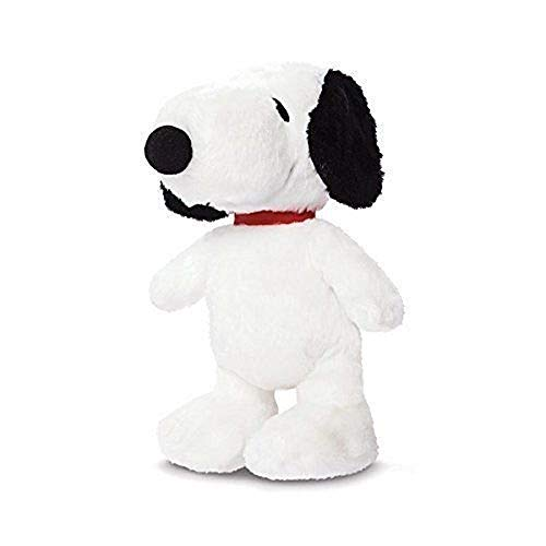 (Peanuts Snoopy Lying 9In Plush)