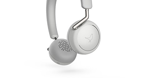 Libratone LP0030000EU5001 Q Adapt drahtloser Active Noice Cancelling On-Ear Kopfhörer (Bluetooth, 4-stufiges ANC, Touchbedienung) cloudy weiß - 3