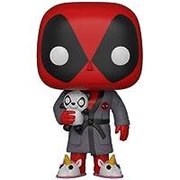 Pop! Marvel: Bedtime Deadpool Vinyl Figure