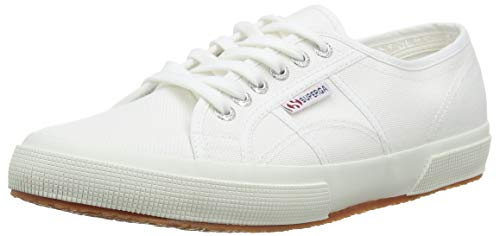 Superga 2750 COTU Classic, Zapatillas Unisex, Blanco Total White 901, 40 EU