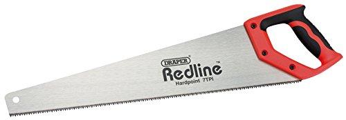 Scie à main Draper Redline - Poignée confort - 500 mm 80210, 80211