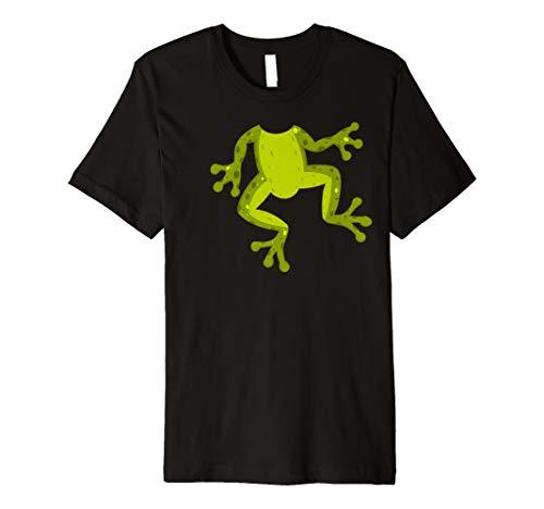 rt für Halloween Frosch Tier Cosplay Tee ()