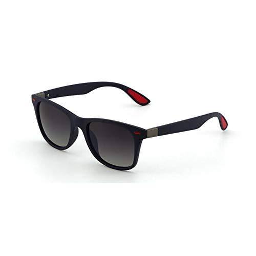 YIWU Brillen Ultraleichte Polarisierte Sonnenbrille Damenmode Schwarze Supersonnenbrille Retro Driving Driving Sonnenbrille Flut Brillen & Zubehör