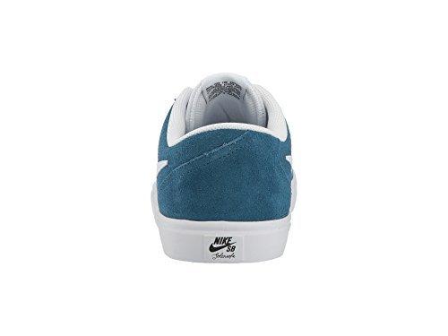 SB Check Shoe Mens WHITE INDUSTRIAL Solarsoft Nike 410 Skateboarding BLUE BLAC 843895 qtBwTIx