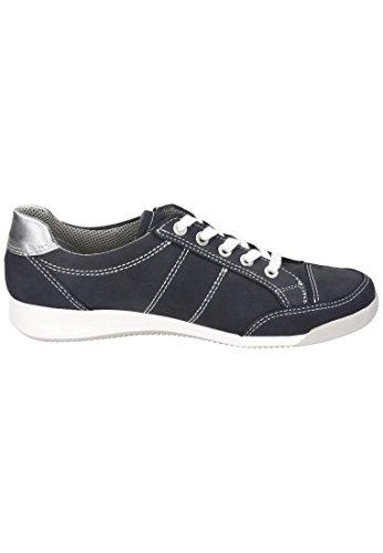 ara - Rom, Pantofole da Donna Nero (nero)