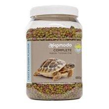 Komodo Tortoise Food - Fruit & Flower Flavour 680g from HAPPY PET