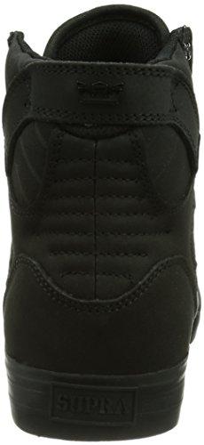 Supra Skytop, Baskets mode homme Noir (Black)