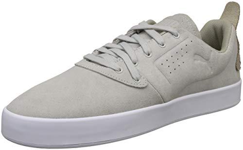 Puma Unisex Glacier Gray-Elephant Skin White Sneakers - 11 UK/India (46 EU)(4059506274268)