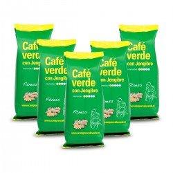 Café Verde con Jengibre (100 gramos)